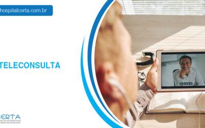 TELECONSULTA no Hospital CERTA